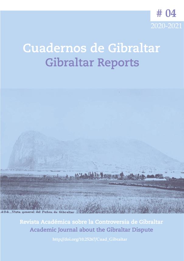 IMG Revista Cuadernos de Gibraltar–Gibraltar Reports