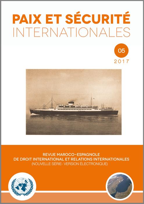 Revista «Paix et Sécurité Internationales»