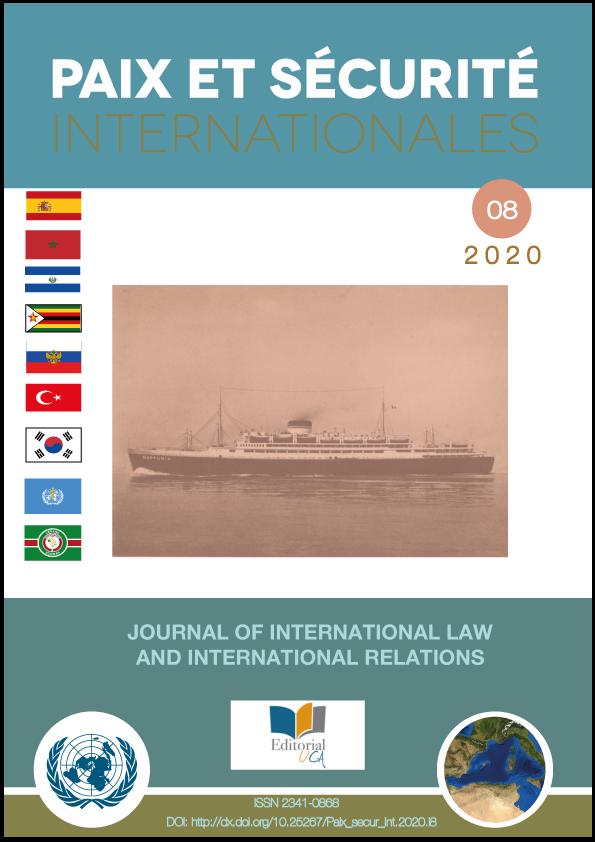 IMG Revista «Paix et Sécurité Internationales»