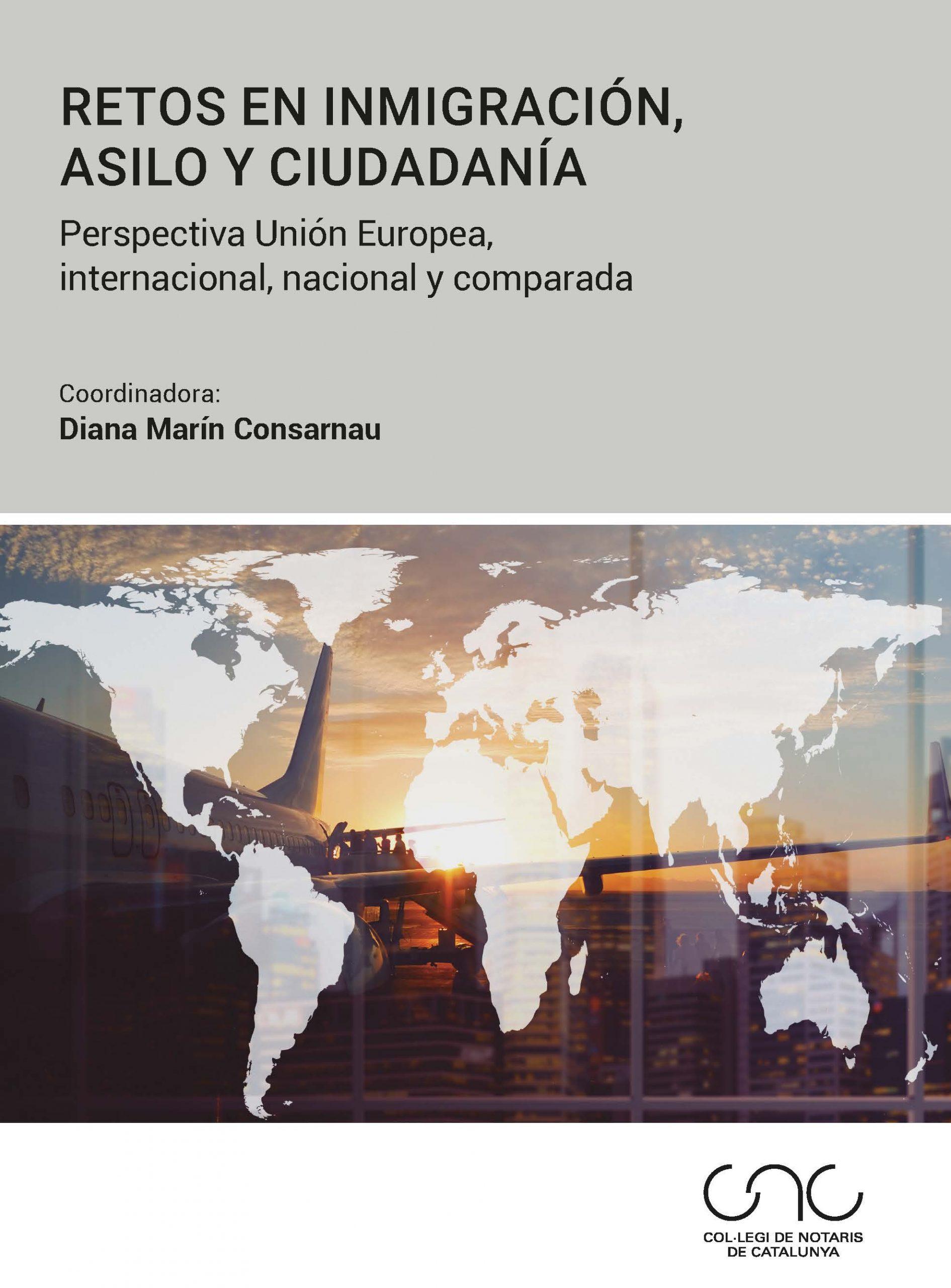 Las Profesoras del Área de Derecho Internacional Público publican capítulos en el libro Retos en inmigración, asilo y ciudadanía Perspectiva Unión Europea, internacional, nacional y comparada